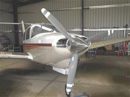 1980 Piper Arrow 201 Aircraft