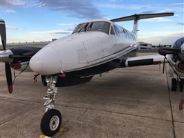 1993 Beechcraft King Air 200 Aircraft