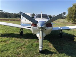 1977 Piper Arrow 201 Turbo Aircraft