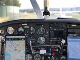 State of the art flight deck