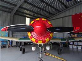 1964 Nanchang CJ-6 Aircraft