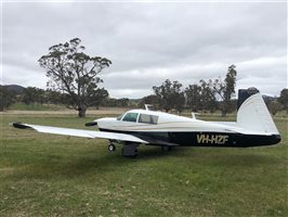 1979 Mooney 201 M20J Aircraft