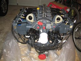 Engines Complete - Lycoming IO-720 B1B Engine