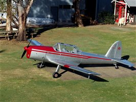 2019 De Havilland Canada DHC-1A-1 Chipmunk
