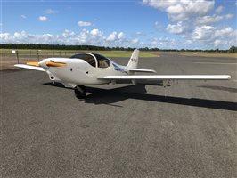 2000 Europa XS Monowheel Aircraft
