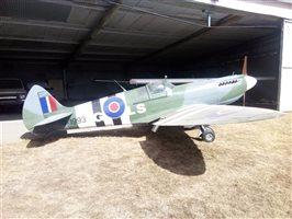 1993 Spitfire Aircraft