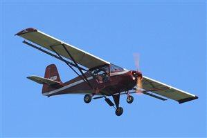 1995 Skyfox Gazelle Aircraft