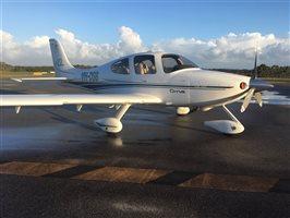 2002 Cirrus SR22 Aircraft
