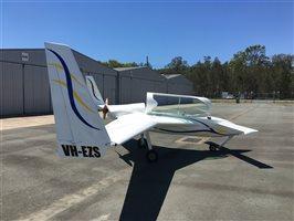 1994 Long EZ Aircraft