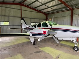 1995 Beechcraft Baron 58 Aircraft