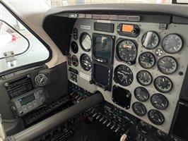 1995 Beechcraft Baron 58 Aircraft