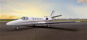 2001 Cessna Citation Bravo 550 Aircraft