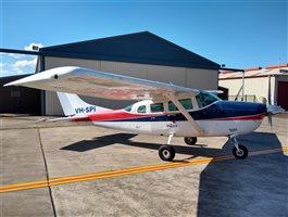 1977 Cessna 206 Stationair Aircraft