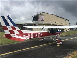 1973 Cessna 150 Aerobat