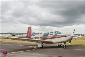 1986 Mooney 252 M20K Turbo Aircraft