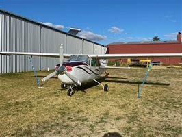 1968 Cessna 210 J Model