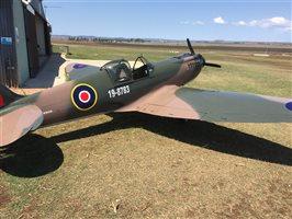2019 Supermarine Spitfire MK25