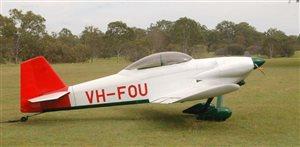 2012 Vans RV4 Aircraft