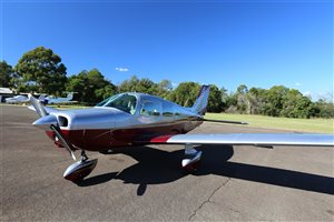 1978 Piper PA-28A Warrior II 151 Upgraded to 161