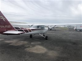 1981 Cessna 152 Aerobat VH-FUD