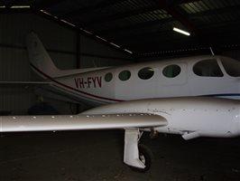 1974 Cessna 340 Aircraft
