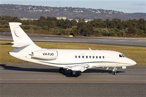 1996 Dassault Falcon 2000 Aircraft
