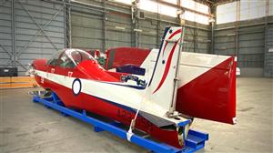 1988 Pilatus PC-9 A Trainers