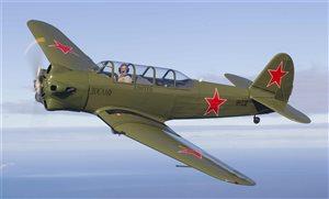 1954 Yakovlev Yak 18 Aircraft