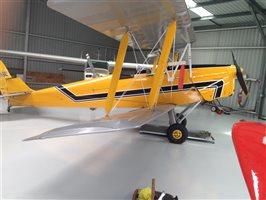 1939 De Havilland Tiger Moth Aircraft
