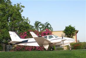 1981 Beechcraft Baron B58 Foxstar