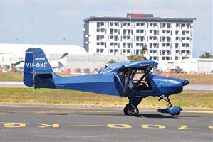 1998 Skyfox Gazelle Aircraft