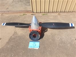 Propellers Serviceable - McCauley Propellar 2 Blade 86 inch