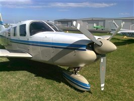 1983 Piper Saratoga 32 Aircraft