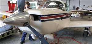 1980 Mooney 231 Aircraft