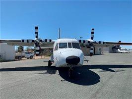 1981 CASA C212 Aviocar 200