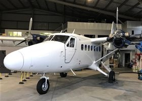 1967 De Havilland DHC-6-200 Twin Otter Aircraft