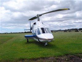 1980 Bell 222 Aircraft