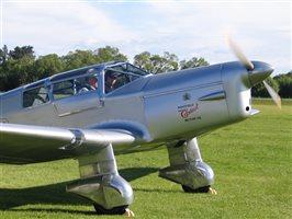1939 Percival Proctor MK I