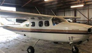 1981 Cessna 210 N