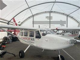 2001 Gipps Aero GA8 Airvan Aircraft