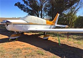 1974 Piper Cherokee 160 Aircraft