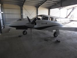 1981 Piper Seneca III Aircraft