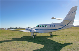 1982 Cessna T303 Crusader Aircraft