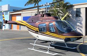 1973 Bell 206BIII Aircraft