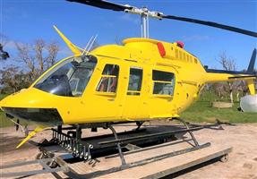 1986 Bell 206L-3 Long Ranger III Aircraft