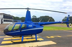 2011 Robinson R44 Astro Aircraft