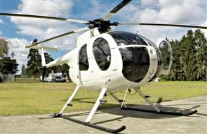1980 Hughes 500D