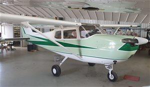1960 Cessna 175 Skylark Aircraft