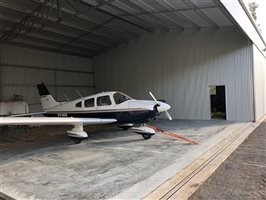 1980 Piper Archer II Aircraft