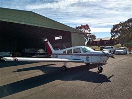 1974 Piper Warrior Aircraft
